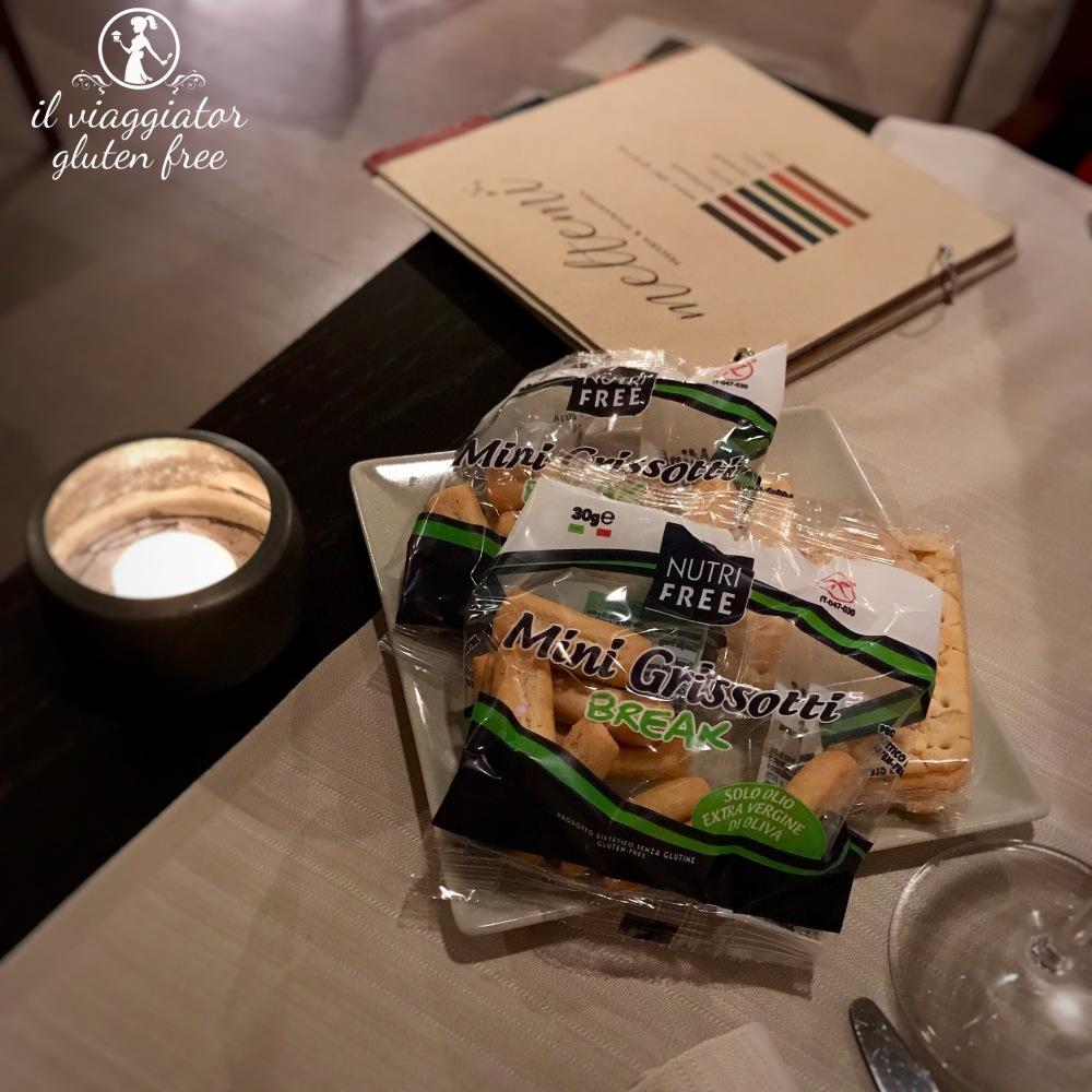 Da Meltemi (Parma) - Grissini senza glutine