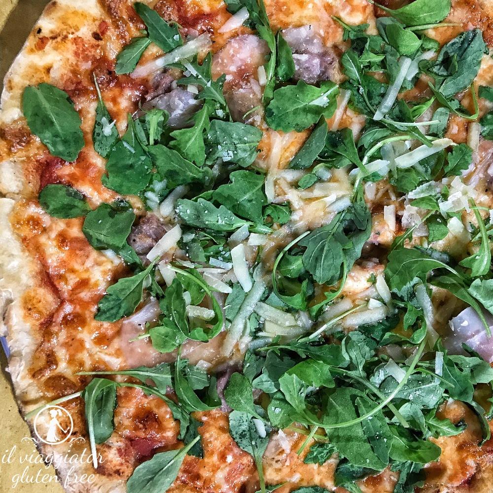 Ale's Pizza: pizza senza glutine Apuania