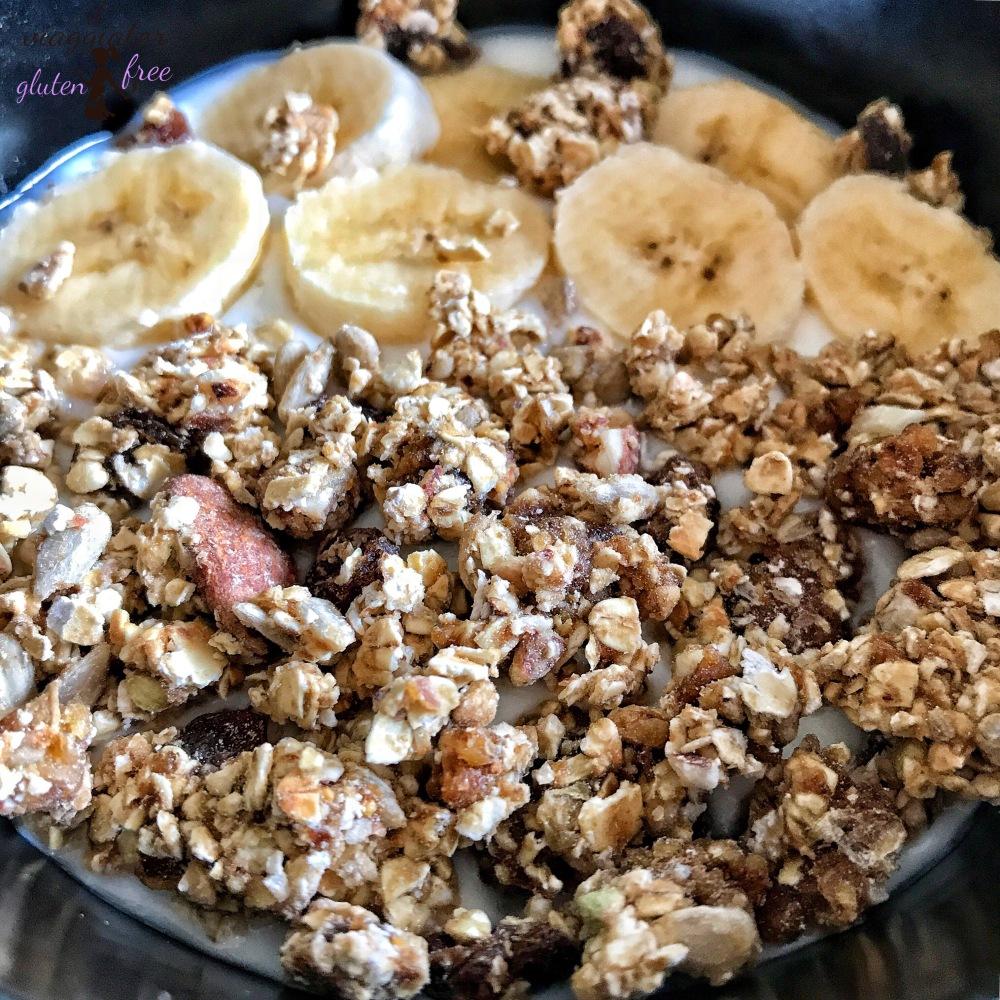 Perfect Bio: Granola senza glutine fico e mandorle attivate